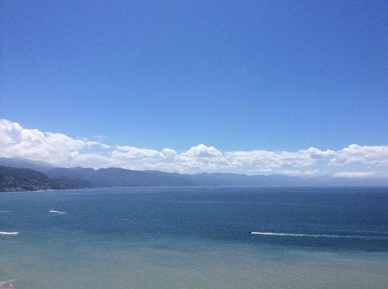 Bellamar Ocean Front Suites: view from patio