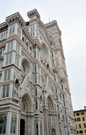 Kathedrale Santa Maria del Fiore: It's huge.