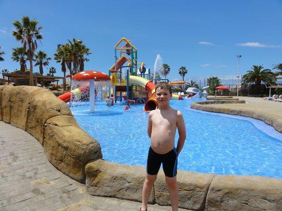 Fanabe Costa Sur Hotel: Aqualand