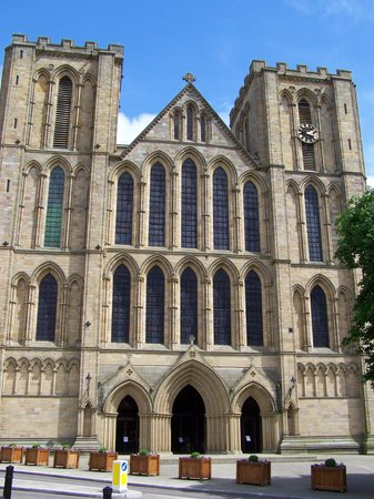Ripon Cathedral: cathédrale
