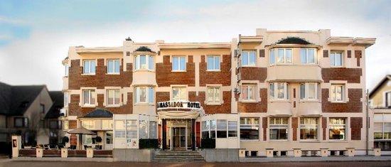Ambassador Hotel : Entrée
