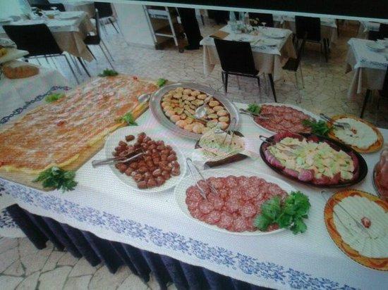 Hotel Patrizia: buffet