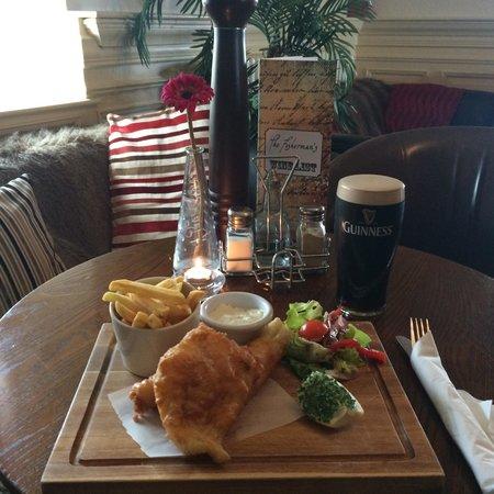 The Fisherman's Pub & Restaurant: Ymmm cod