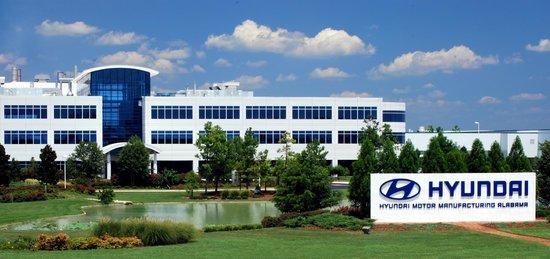 Hyundai Motor Manufacturing Factory Tour