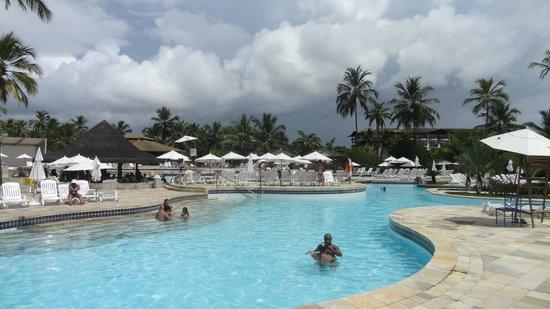 Sauipe Resorts: Ótima área de Lazer