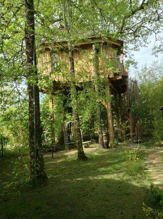 Le Gîte à JT : Cabane d'Eugénie