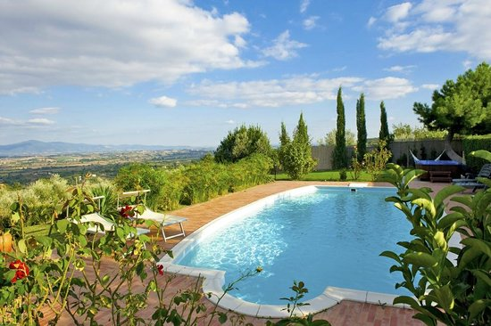 Villa Torricella: piscina
