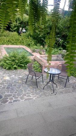 Epicure Restaurant: Ambiente agradable