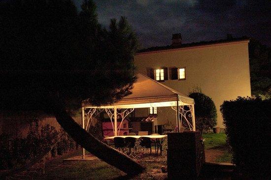 Villa Torricella: Gazebo