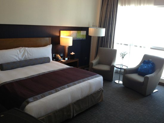 Grand Millennium Al Wahda : Hotel Room