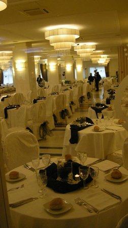 Tui Sensimar Grand Hotel Nastro Azzurro : Black and White Night