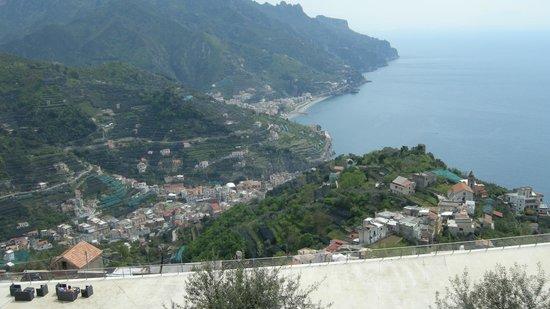 Tui Sensimar Grand Hotel Nastro Azzurro : Amalfi drive view
