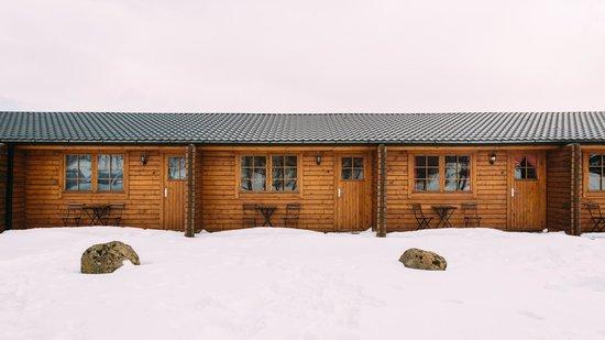 Farmhotel Efstidalur : Our room