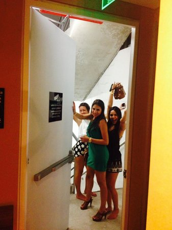 Having fun @ Hampton By Hilton Cartagena