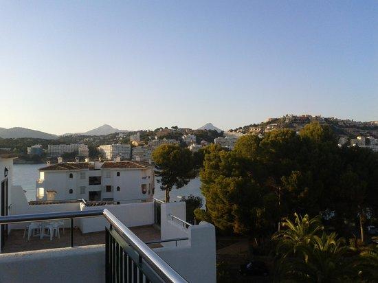 Ona Surfing Playa: Utsikt från våran takterass!