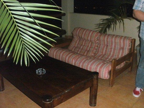 Goodlife Residence : terrasse