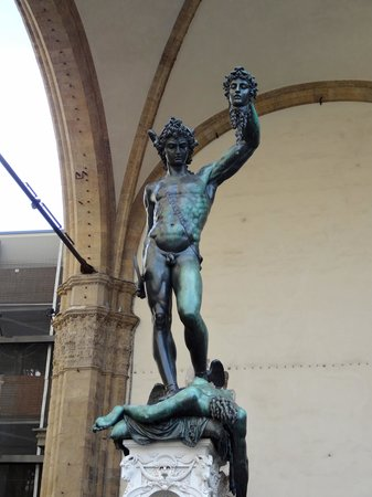 Galerie des Offices : Another David