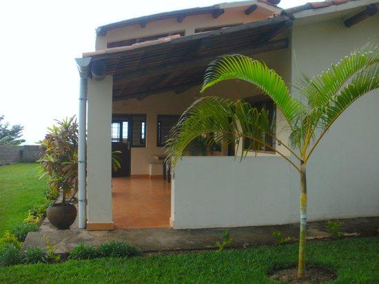 Goodlife Residence : terrasse du bas