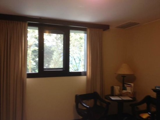Belmond Sanctuary Lodge: Mountain View(ish)