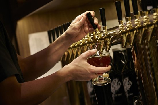 Farmers Fishers Bakers : We have 24 beers on tap!