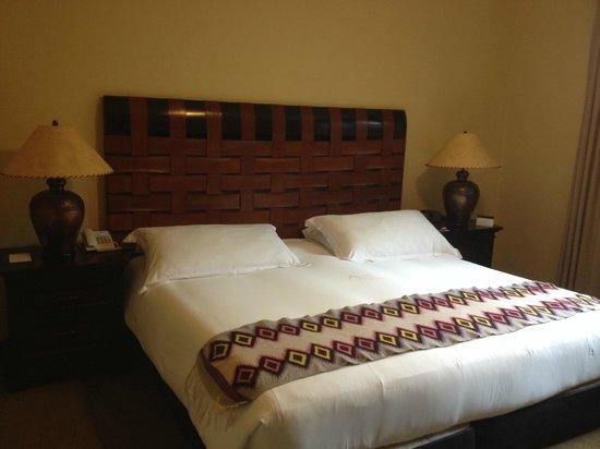 Belmond Sanctuary Lodge: King Bed