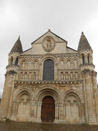 Église de Notre-Dame la Grande : Eglise de Notre-Dame la Grande - 22.03.2014