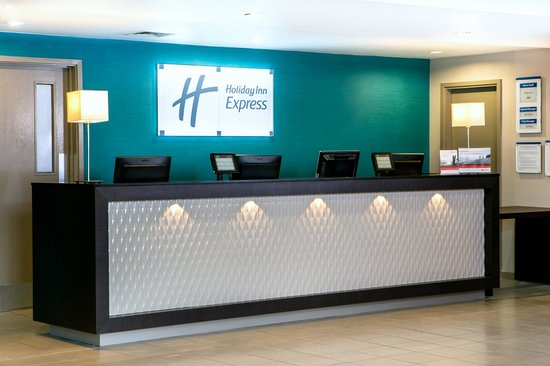 Holiday Inn Express Manchester Airport: Welcome to Holiday Inn Express