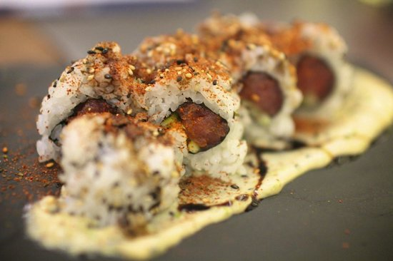 Farmers Fishers Bakers : Try our Farmhouse Sushi!