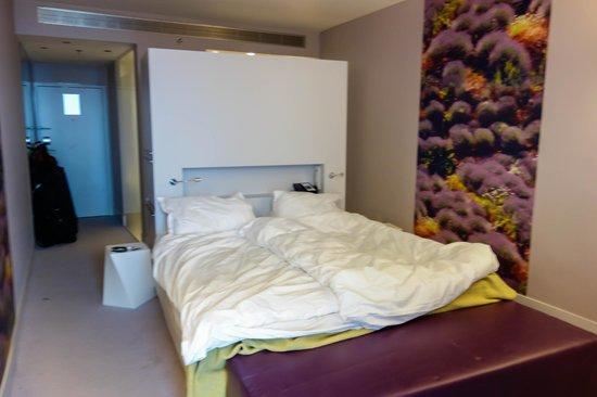 Radisson Blu Resort Split: Our room