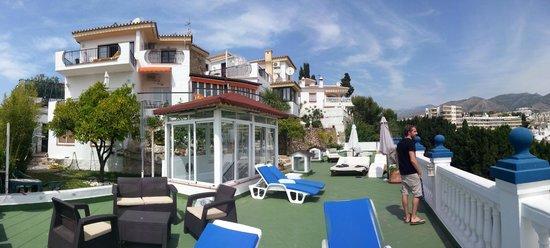 Hostal Casa Mercedes: solarium