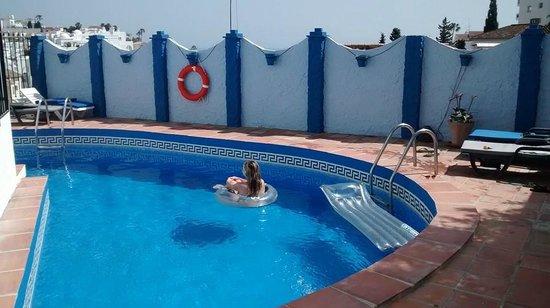 Hostal Casa Mercedes: pool