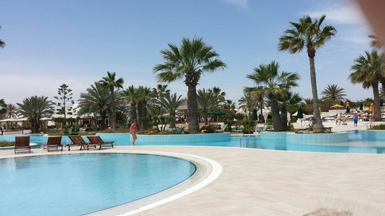 Djerba Plaza Hotel & Spa: Piscine