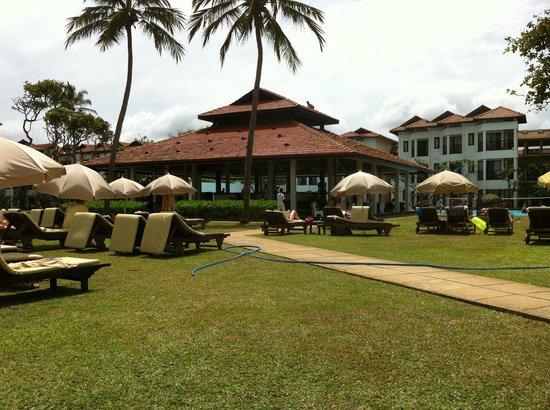 Club Hotel Dolphin : pool bar