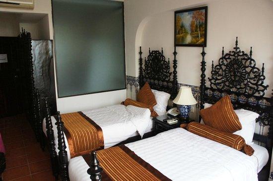 Pousada de Coloane Beach Hotel & Restaurant: номер