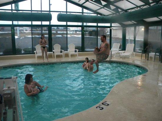 La Quinta Inn Wausau: family fun