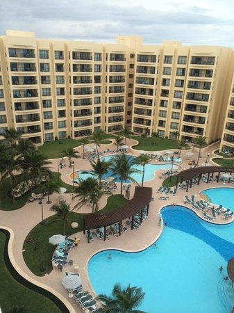 The Royal Sands Resort & Spa All Inclusive : Hotel