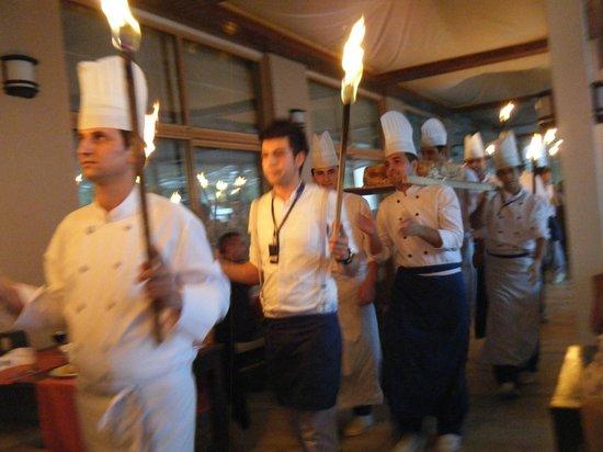 Voyage Sorgun : Speciale taart bij feestdagen .Turkse feestdag .