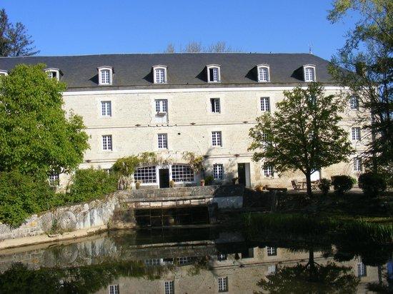 Le Moulin de Poilly-sur-Serein: Vu du moulin