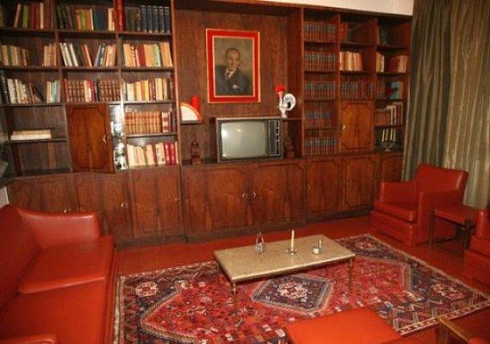 Museu Pedro Ludovico Teixeira : Sala de TV