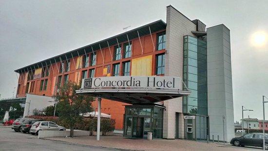 Concordia Hotel: Отель Конкордия