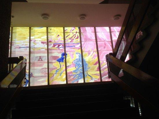 The Embassy Hotel Tel Aviv: stairways