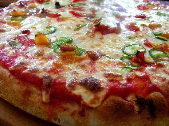 Zio's Pizza Brescia: peperoni e peperoncino