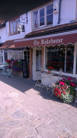 The Bakehouse: The High Street View