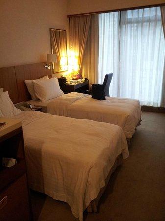 Island Pacific Hotel: номер