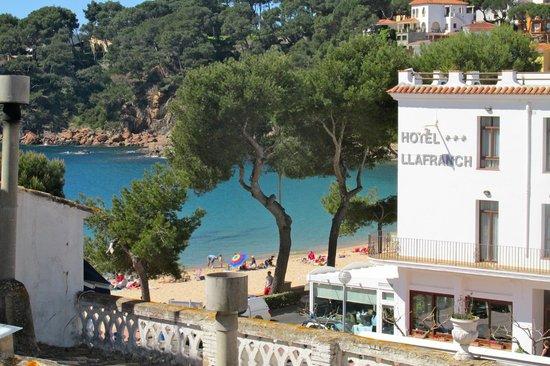 Hotel La Muntanya: desde nuestra terraza