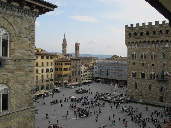 Relais Piazza Signoria: Nuestras vistas