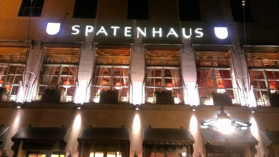 Spatenhaus: Шпатенхаус