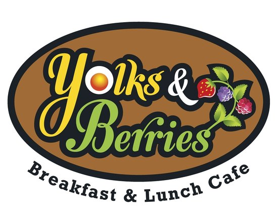 Yolks & Berries: Logo