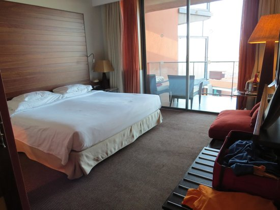 Sheraton Gran Canaria Salobre Golf Resort: Blick ins Zimmer