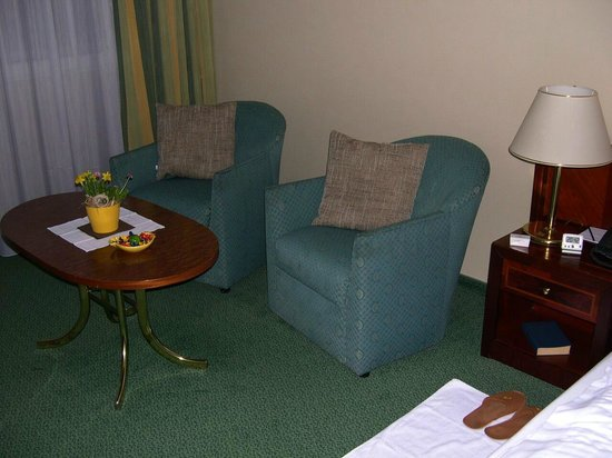 Best Western Leoso Hotel Leverkusen: Zimmer 821